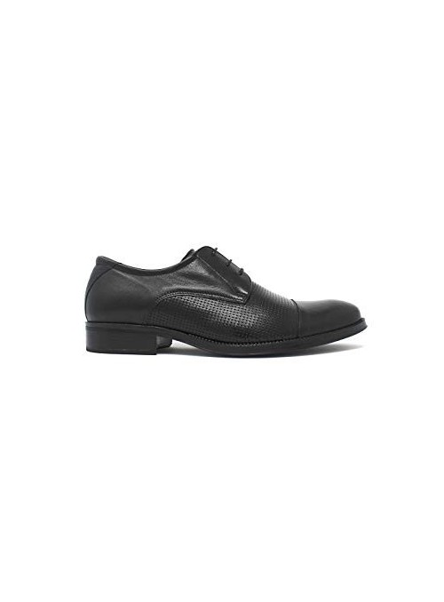 Baerchi Blucher Oxford Ceremonia Negro